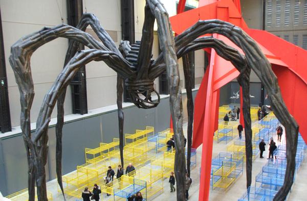 8 muzej moderne umetnosti tate Deset najlepših muzeja umetnosti u Evropi