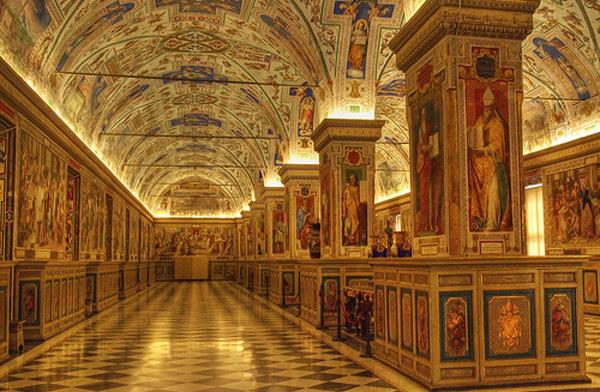 9 vatican muzej Deset najlepših muzeja umetnosti u Evropi