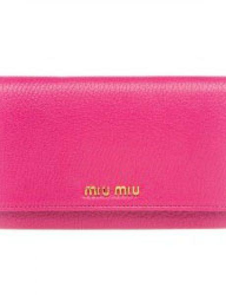 Aksesoar dana: Novčanik Miu Miu
