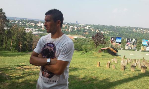 Aleksandar Kolarov fudbaler Na Košutnjaku deo letnje ponude Kopaonika
