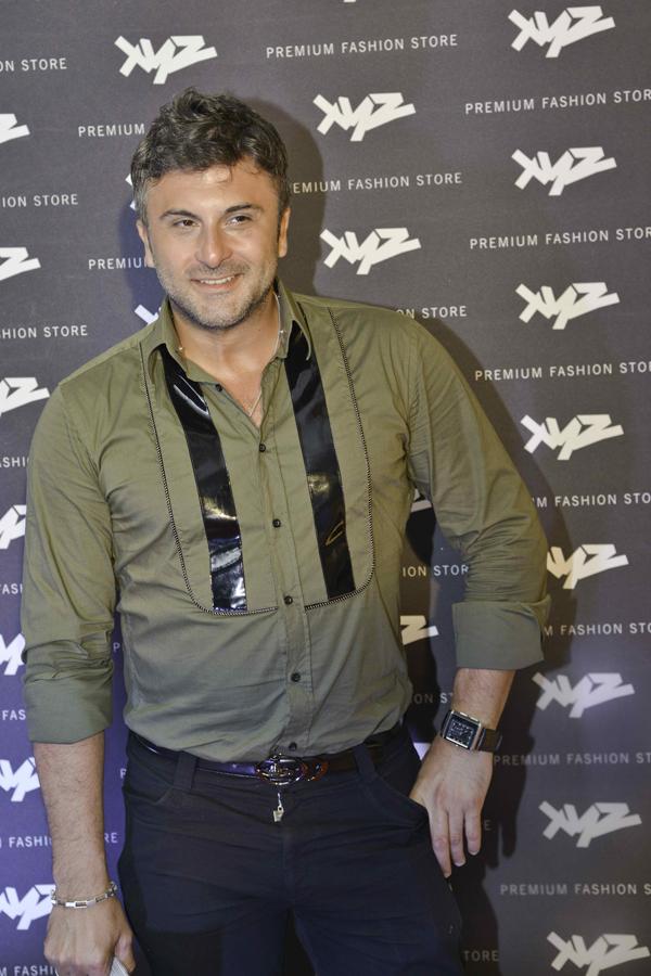 Bata Spasojevic Otvaranje XYZ Premium Fashion Store u Budvi