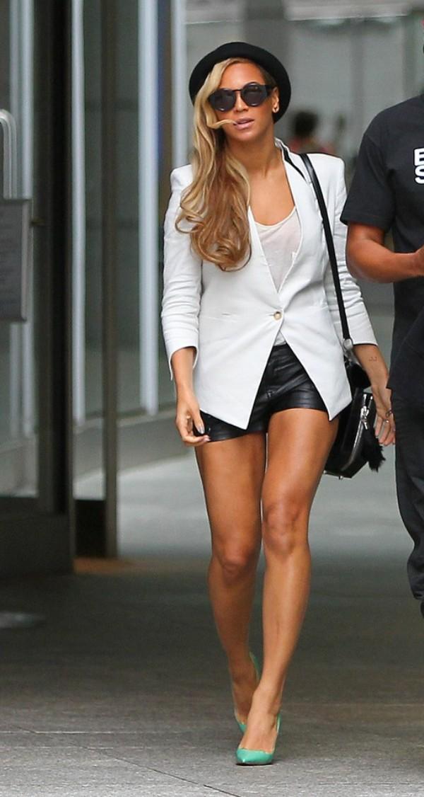 Beyonce Celebrity stil dana: Beyoncé