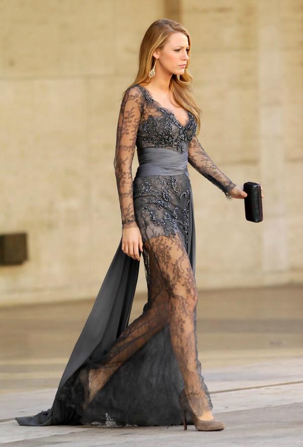 Blejk Deset poznatih dama u čipkastim haljinama