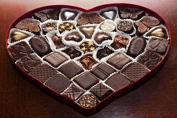 Bombonjera u obliku srca Vodič kroz potpuni užitak: Radionice čokolade