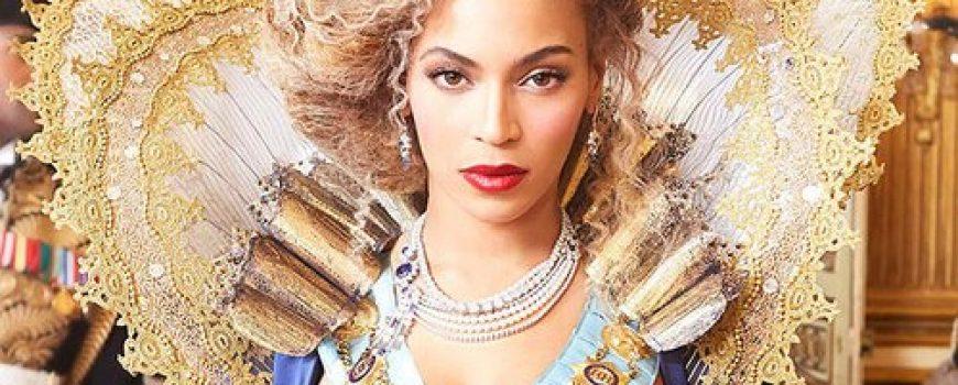 Celebrity stil dana: Beyoncé