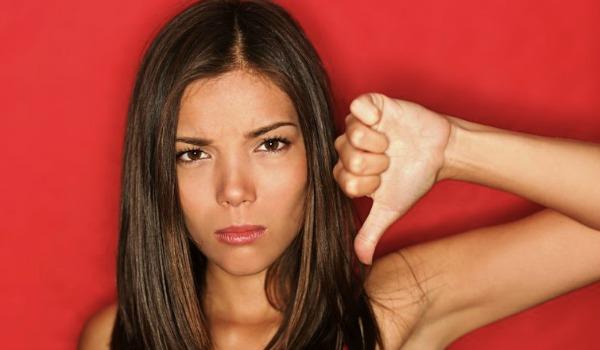 Devojka kaže ne Zašto devojke kažu ne