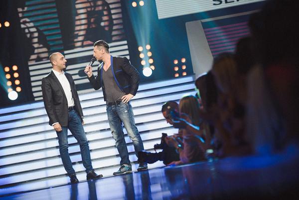 Direktor Elite MilanaMario Cugnata i Bosko Jakovljevic Otkrivena nova zvezda modnih pista