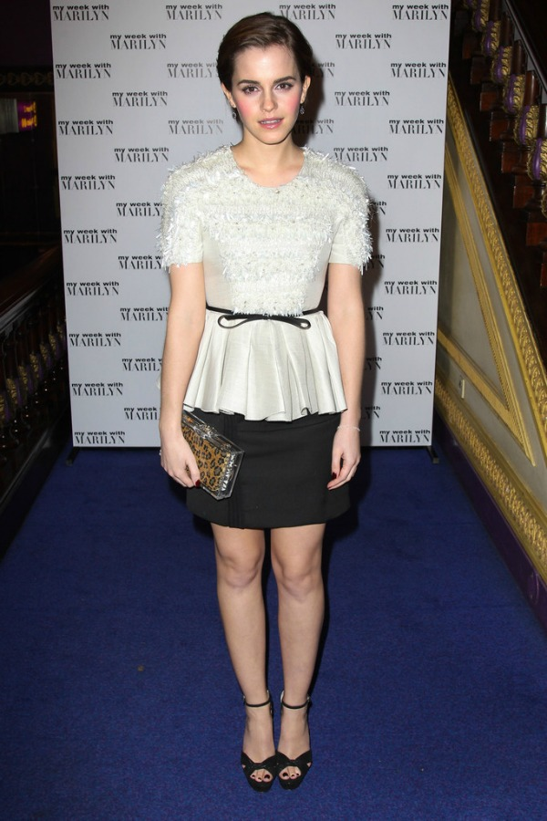 Emma Watson 9 Sve torbe: Emma Watson