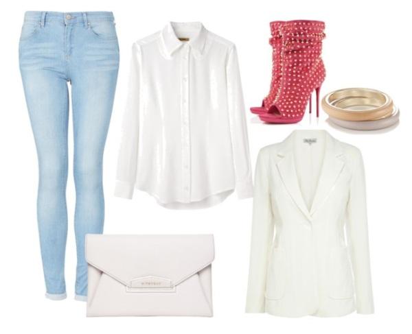 Garderoba Celebrity stil dana: Jennifer Lopez