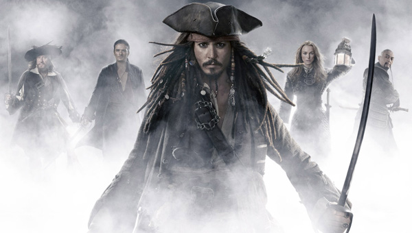 "Glavni likovi filma 1 Najveća filmska razočaranja: ""Pirates of The Caribbean – At world's end"""