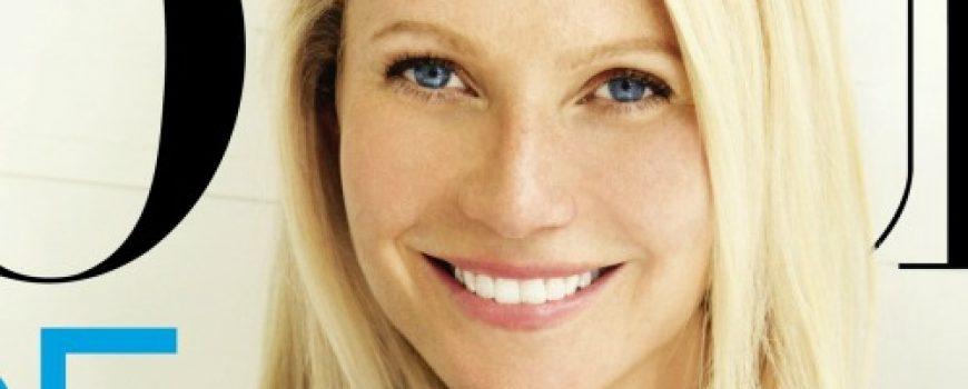 Moda na naslovnici: Gwyneth Paltrow, lepota i zdravlje
