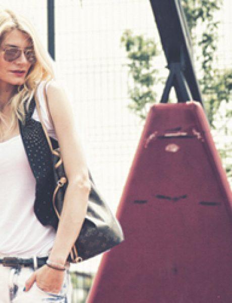 Modni predlog Jovane Jokić: Boyfriend farmerice