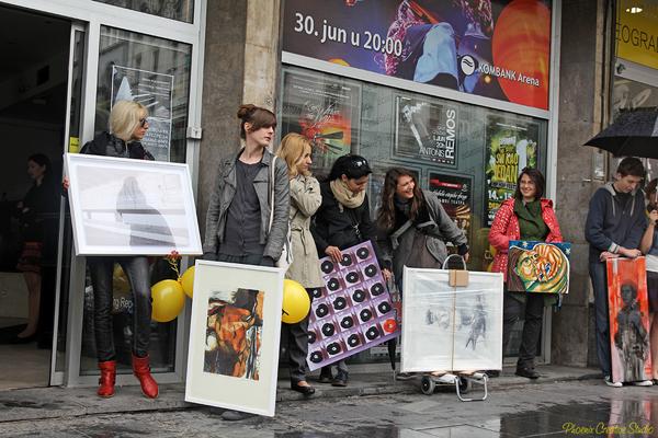 IMG 9230 Belgrade Open Art: Kada umetnost krene ka publici