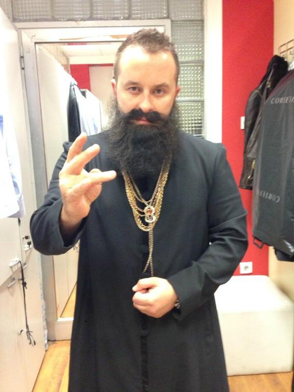 Ivan Ivanovic Twitter na crvenom tepihu: Na koji hokus pokus se ostvaruju želje?