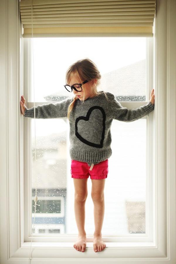 Ja nikad nisam bila beba Ja sam uvek bila ovakva samo malo manja Tako Dunja kaže: Nema učenja bez pet šest sladoleda!