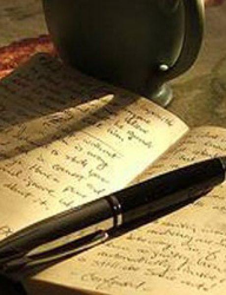 Jedna stranica dnevnika ostavljene žene