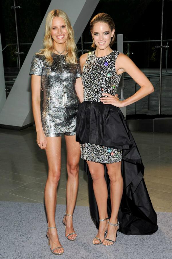 Karolina i Cody Fashion Police: CFDA Awards 2013