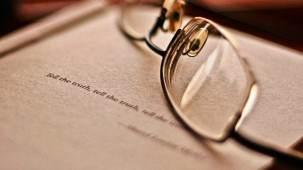 Knjiga i citat Sloboda iskrenosti