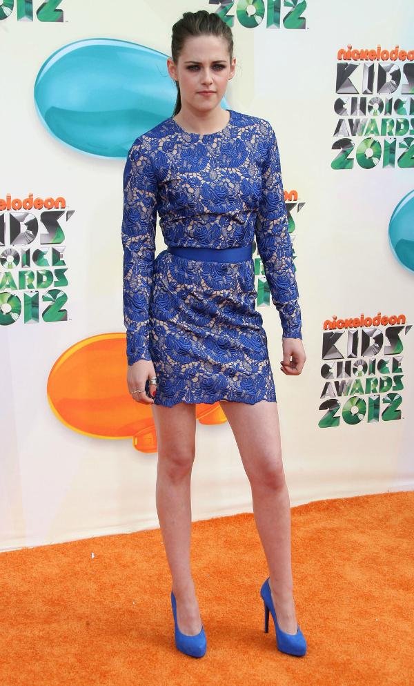 Kristin Deset poznatih dama u čipkastim haljinama