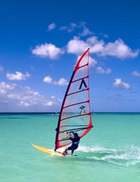 Letnje igre i morska avantura: Vodeni sportovi