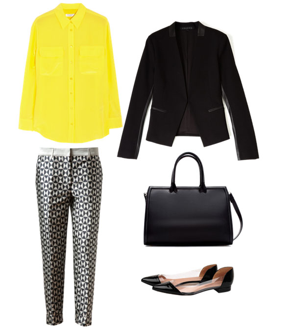 Look64 Look of the Day: Moderni na poslu