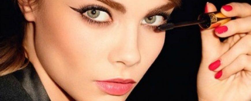 Cara Delevigne za YSL Beauty