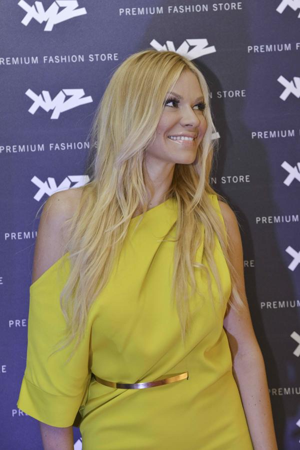 Natasa Bekvalac Otvaranje XYZ Premium Fashion Store u Budvi