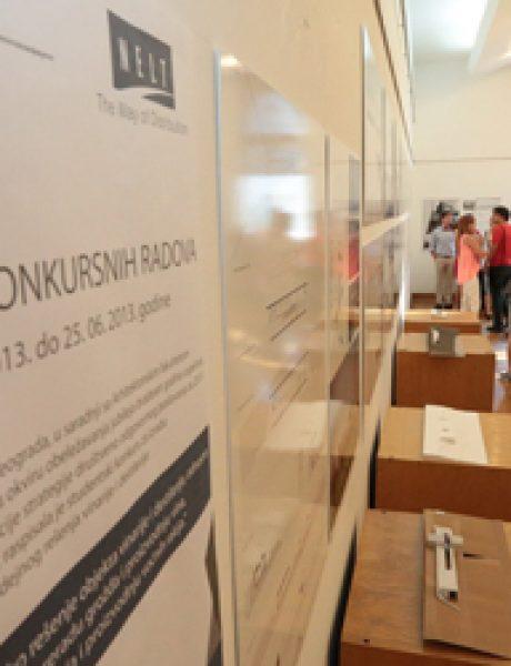 Otvorena izložba radova studenata arhitekture