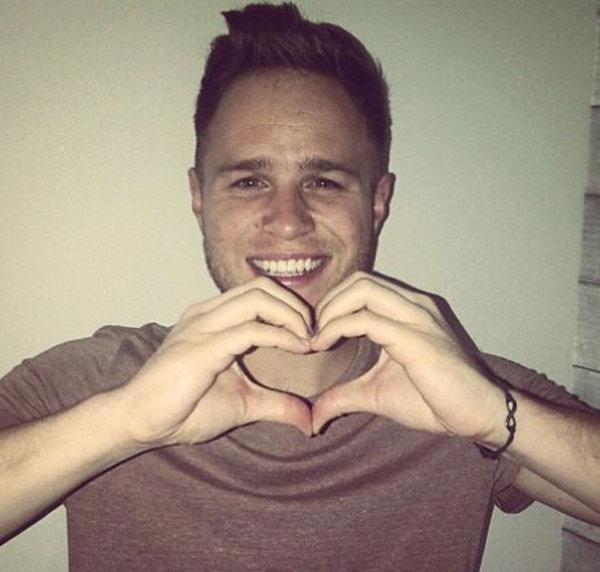 Olly Murs srce Ponosan što te volim