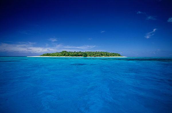 Ostrvo u centru modro plavog okeana Vodič kroz najmanje zemlje sveta