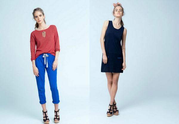 Pantalonice Marie Sixtine: Pastel i udobnost
