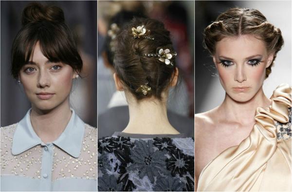 Podignuta kosa 2 Wannabe Bride: Inspiracija za venčanje, podignuta kosa