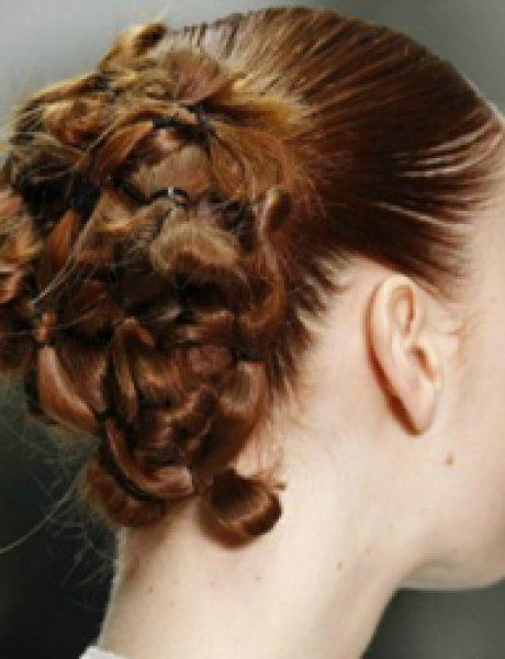 Wannabe Bride: Inspiracija za venčanje, podignuta kosa