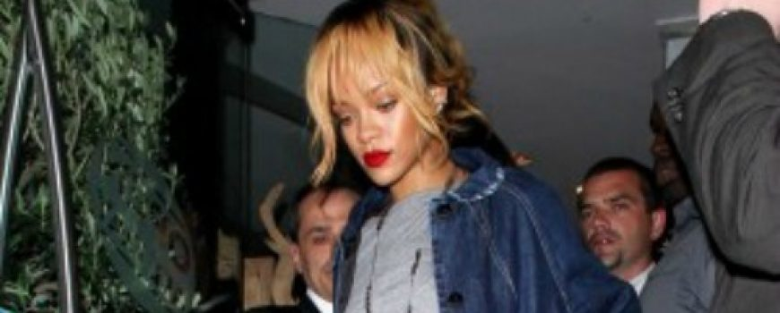 Get the Look: Rihanna