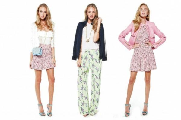 Roze haljine Juicy Couture: Apsolutno neodoljiva