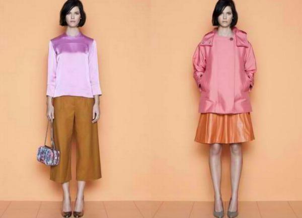 Roze nijanse Bimba & Lola: Nežne nijanse i printovi