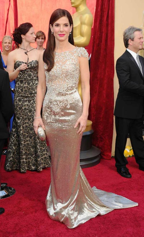 Sandra Bullock 1 10 haljina: Sandra Bullock