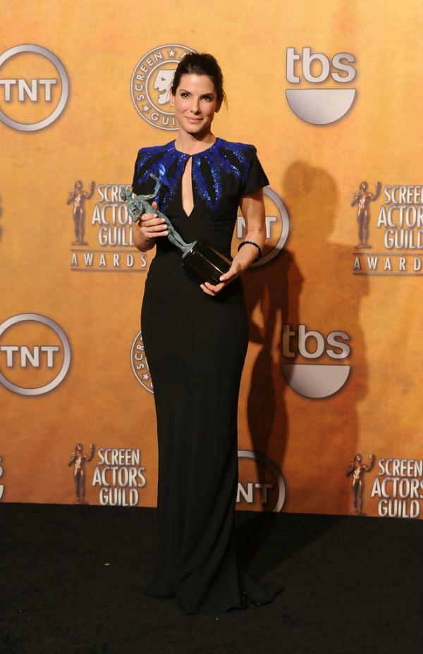 Sandra Bullock 10 10 haljina: Sandra Bullock