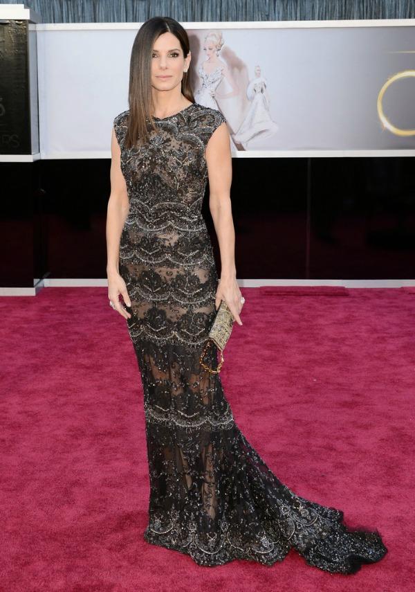 Sandra Bullock 5 10 haljina: Sandra Bullock