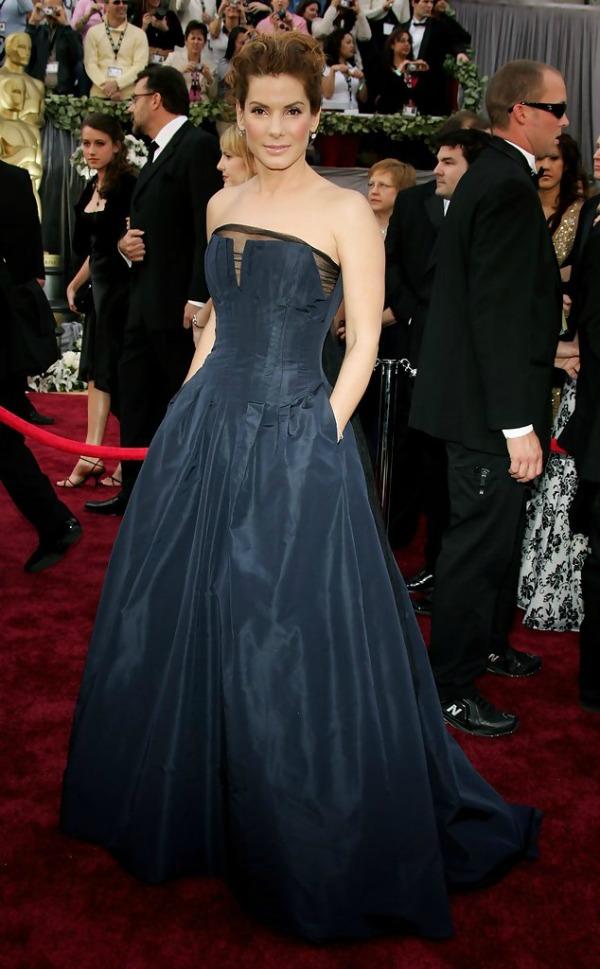 Sandra Bullock 8 10 haljina: Sandra Bullock