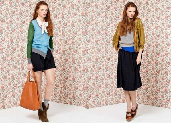 Slojevito Bellerose: Moderan stil