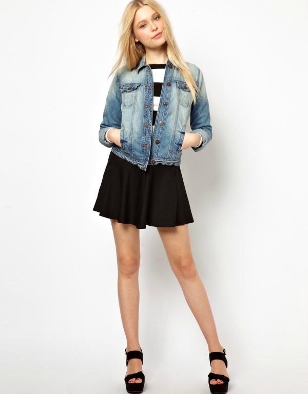 Svjetla džins jakna Top 10 džins jakni