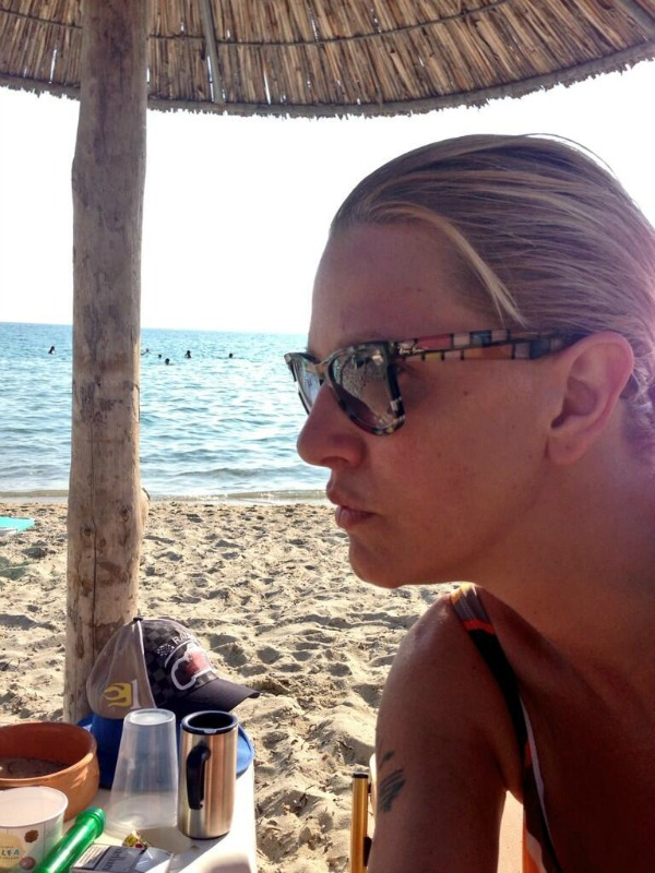 Tijana Dapcevic Twitter na crvenom tepihu: To nisam ja, to je moja šauma