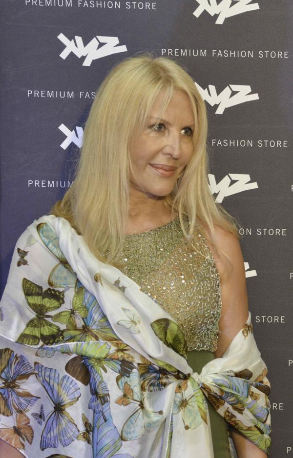 Verica Rakočevic Otvaranje XYZ Premium Fashion Store u Budvi