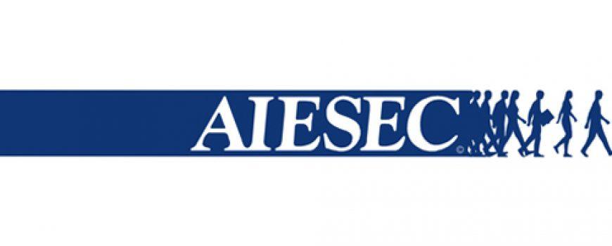 AIESEC: Ja biram prijateljstvo. A ti?