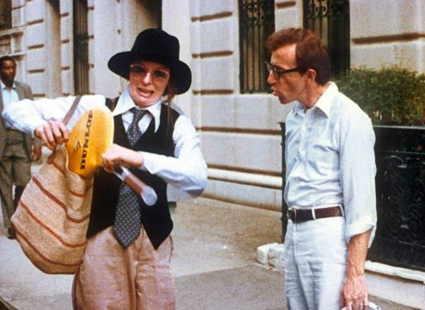"annie hall Film i moda: ""Annie Hall"""