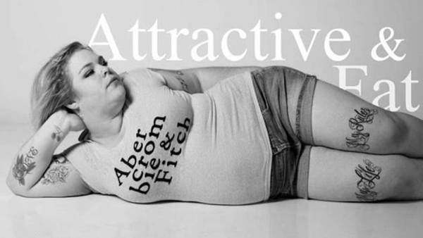 attractive and fat Modni skandal u blogerskom svetu