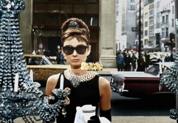 """audrey Film i moda: """"Breakfast at Tiffany's"""""""