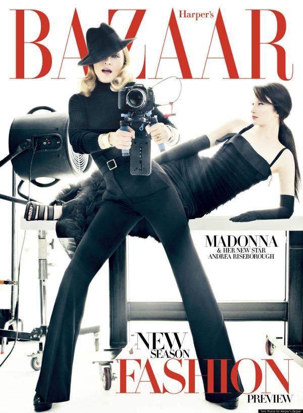druga naslovnica Moda na naslovnici: Madonna, direktorski rez!