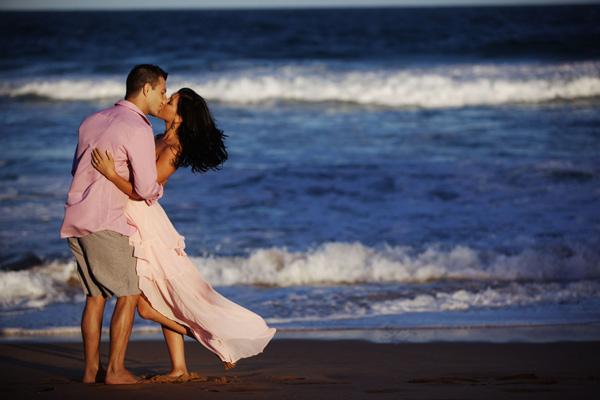 engagement shoot palm beach2 Striptiz za pismene: Ljubav je kad oće da te ženi